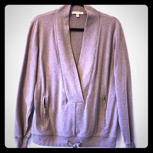 🚺 BANANA REPUBLIC V Cut Sweater